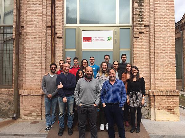 Equipo de investigadores del Grupo GENUD y Complejo Hospitalario de Toledo   Fuente: CIBERFES / Centro de Investigación Biomédica en Red (CIBER)