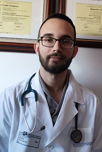 Dr. Alejandro Conde Sampayo Fuente: SEMPSPH
