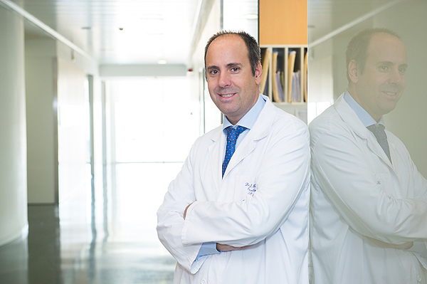 Dr. Javier Cortés Fuente: IOB Institute of Oncology / Grupo Quirónsalud