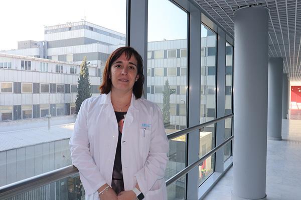 Dra. Silvia Gómez Senent Fuente: Hospital Universitario La Paz